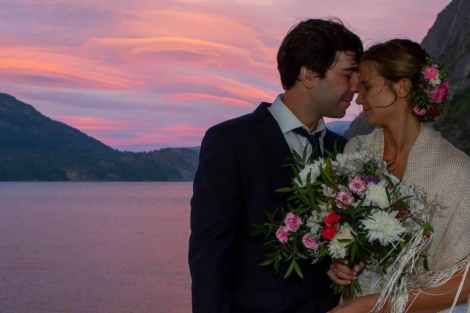 Fin de una boda perfecta J&A