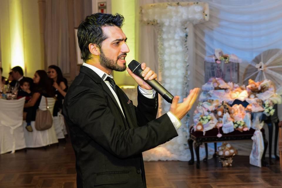 Germán Sola - Cantante