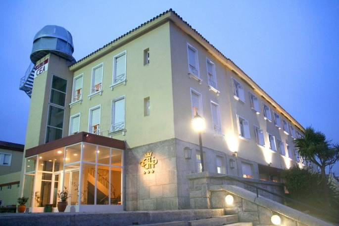 Exterior del Hotel Ala Norte