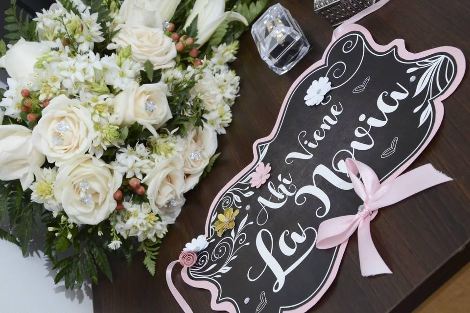 Buqué de la novia