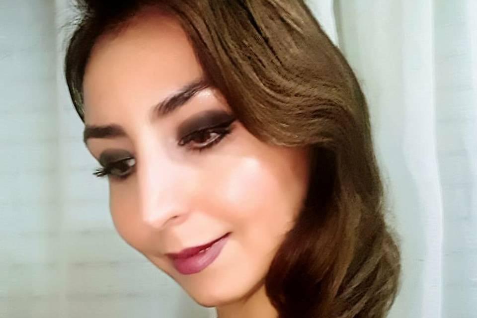 Make up social gala
