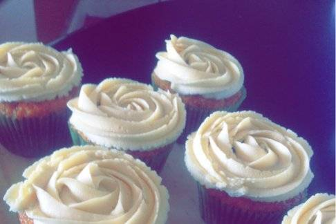 Cupcakes carrot cake