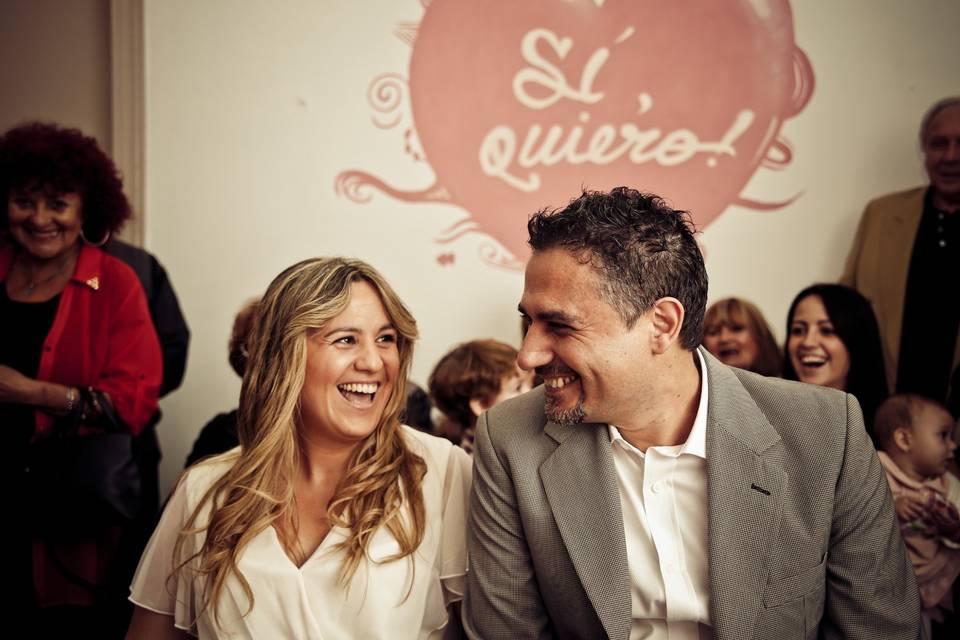Casamientos por civil