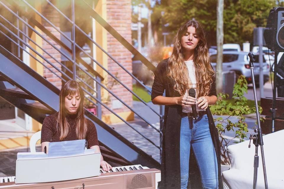 Helena y Sofía Jazz