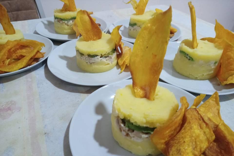 La Bicha Catering