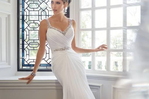 Código: vn595 Vestido novia