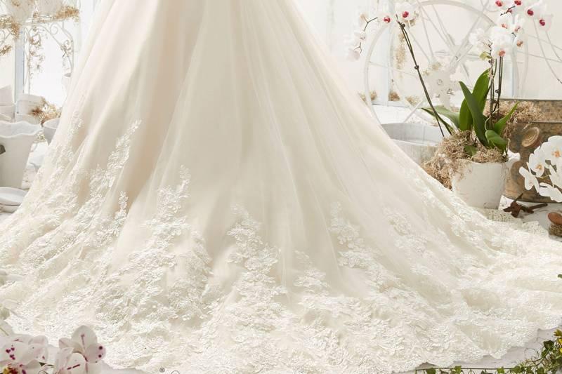 Código: vn692 Vestido novia