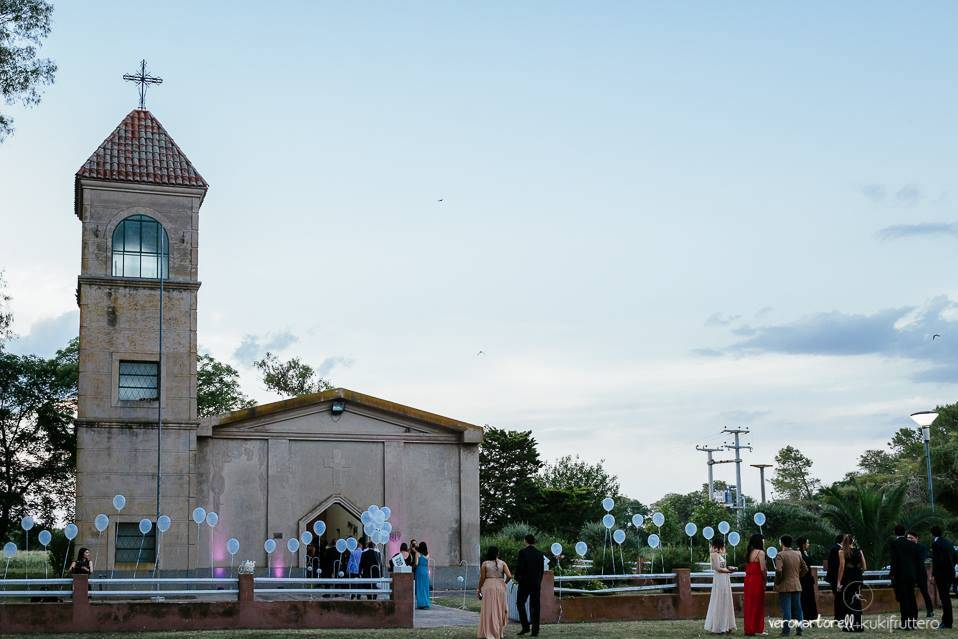 La capilla para ceremonias