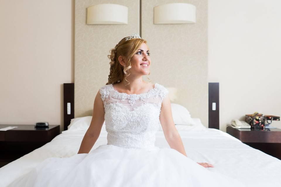 Casamiento hotel