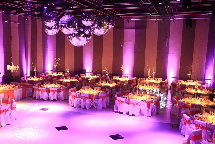 Salón principal banquete