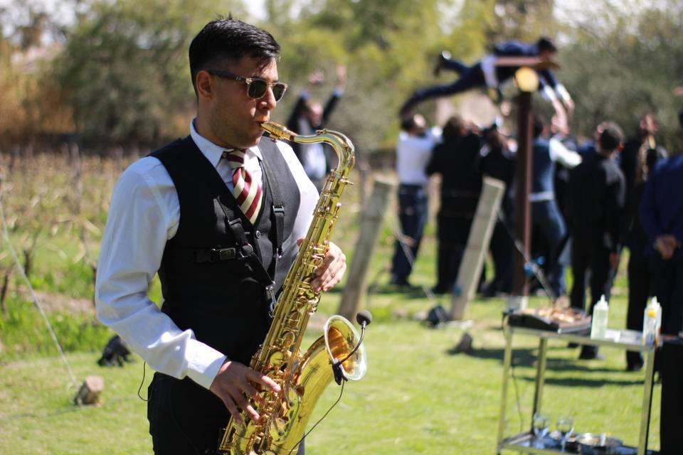 Saxo tenor