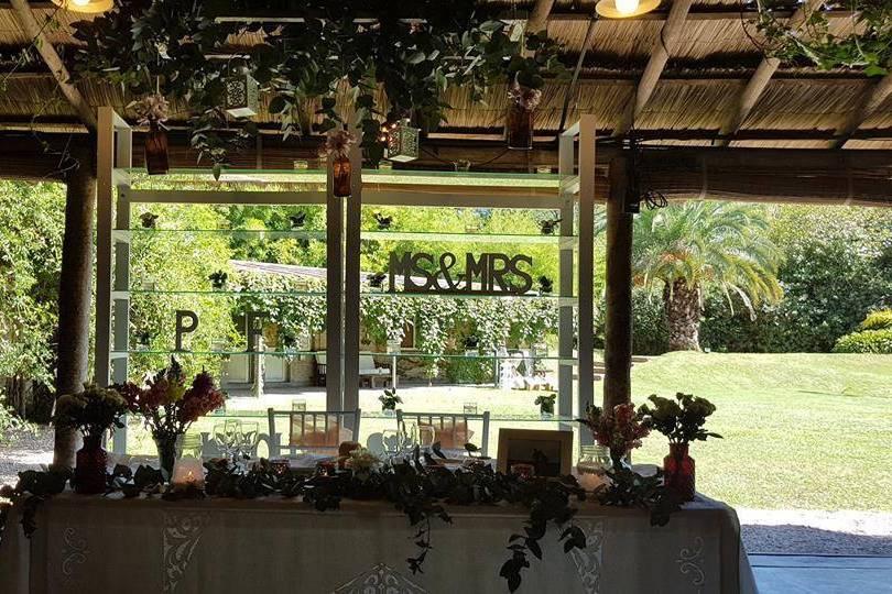 Quinta Los Galpones boda