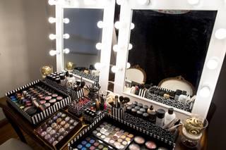 Makeup Station