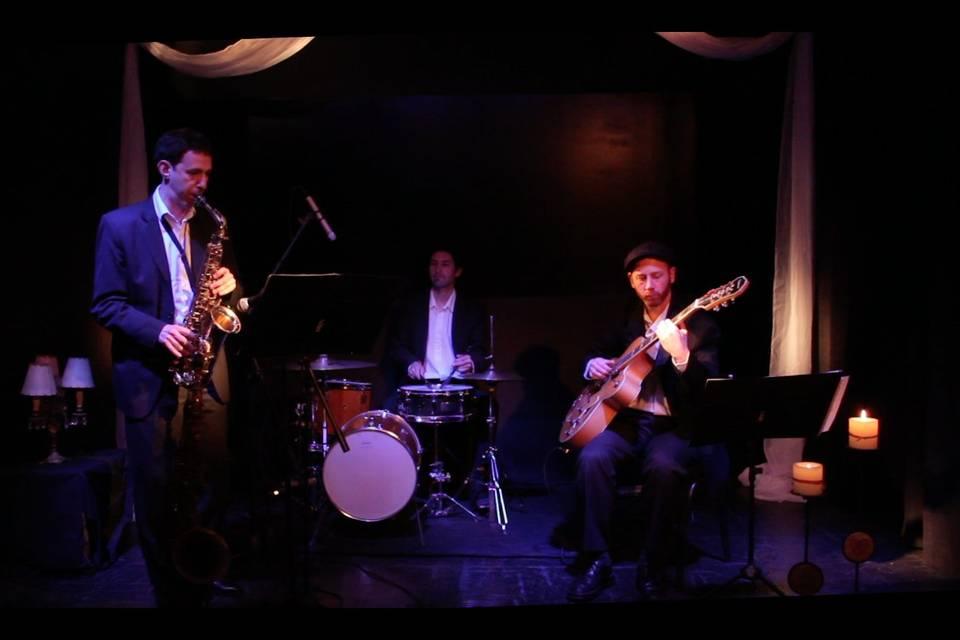 Trío de Jazz & Bossa