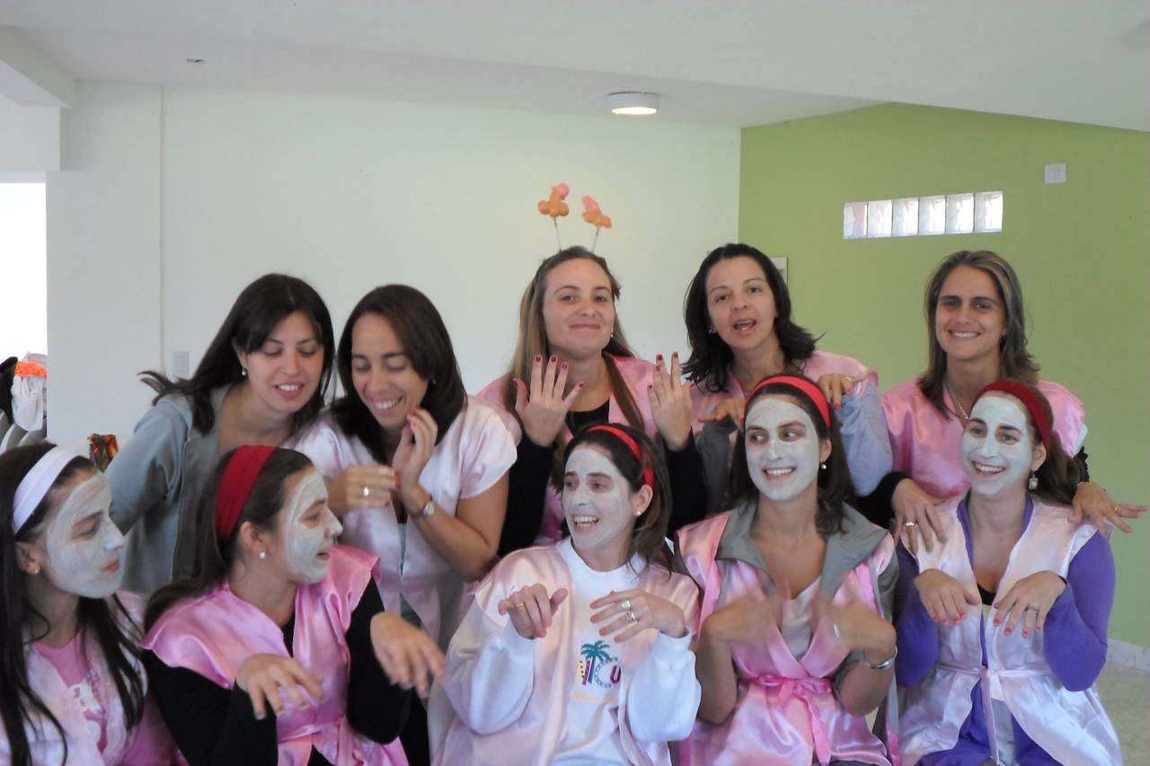 Pink Spa Party