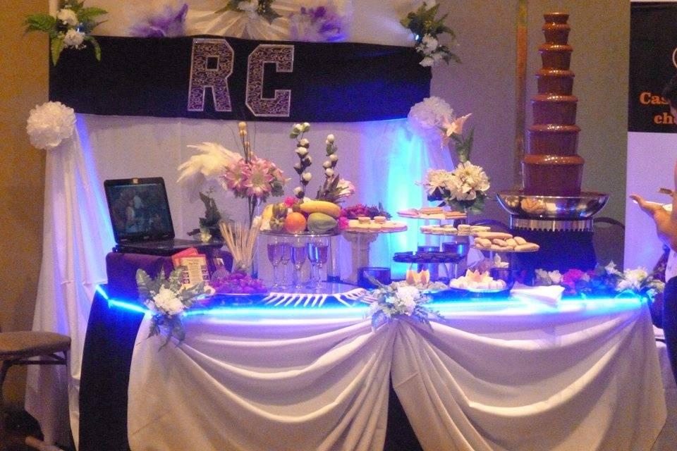 RC Cascadas de Chocolate & Eventos