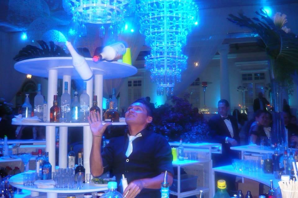 Nes Show Bar