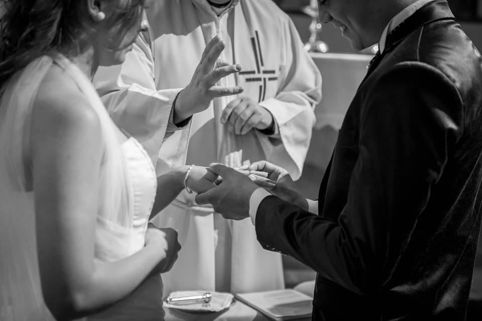 Casamiento Gonzalo y Dai