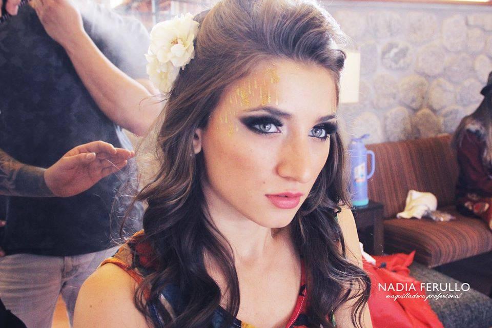 Nadia Ferullo Makeup
