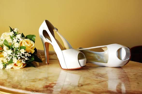 Zapatos novias