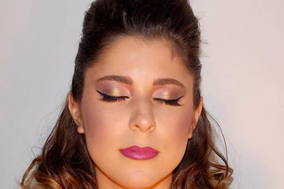 Instant Make up & Peinado