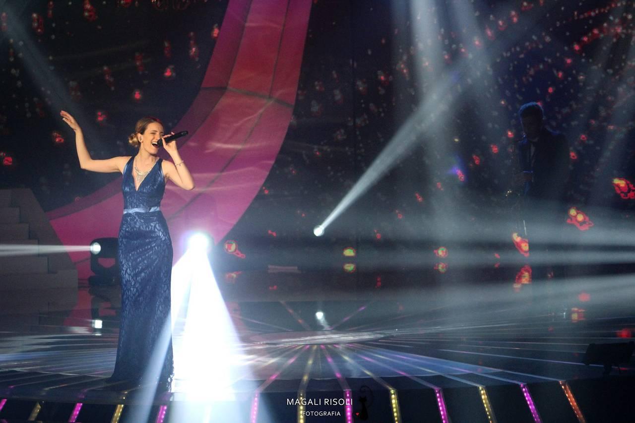 Paula Galletti - Cantante