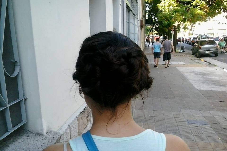 Pamplinas Peinados