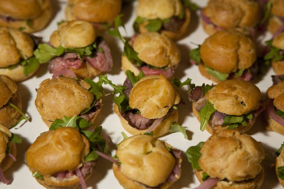 Cucharas Catering