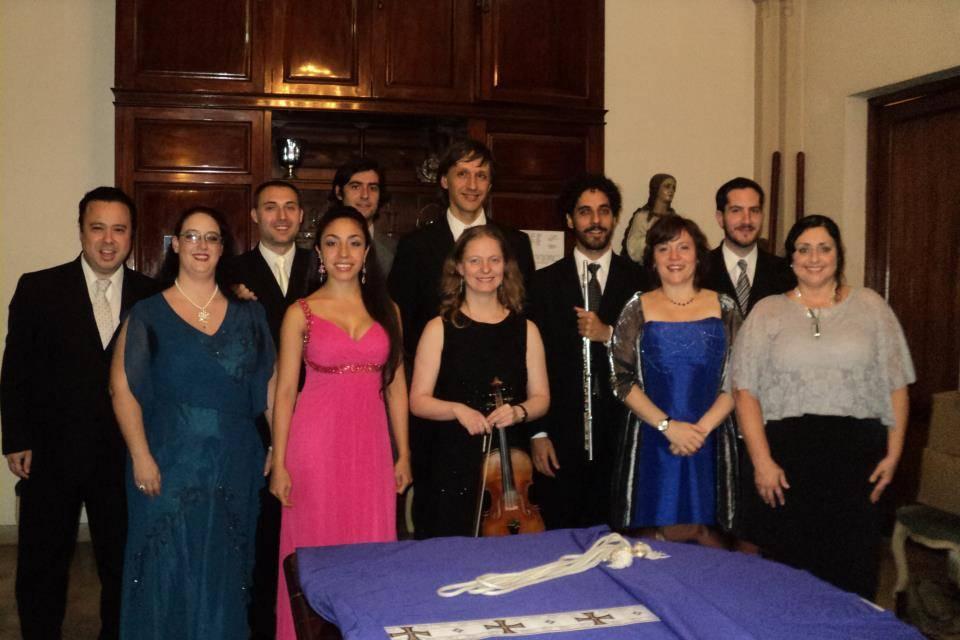Coro Canticum Novum Eventos
