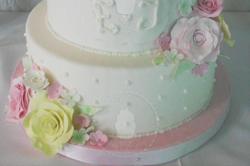 Torta love at first sight