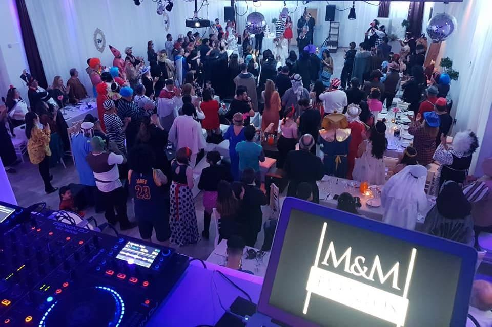 M&M Eventos