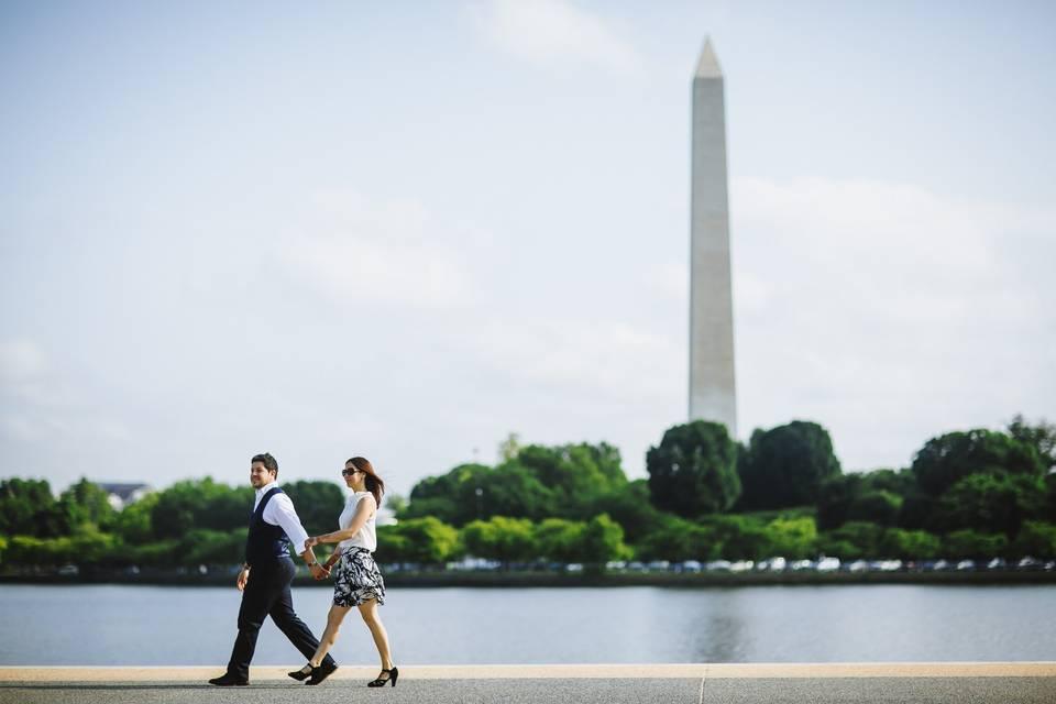 En Washington DC
