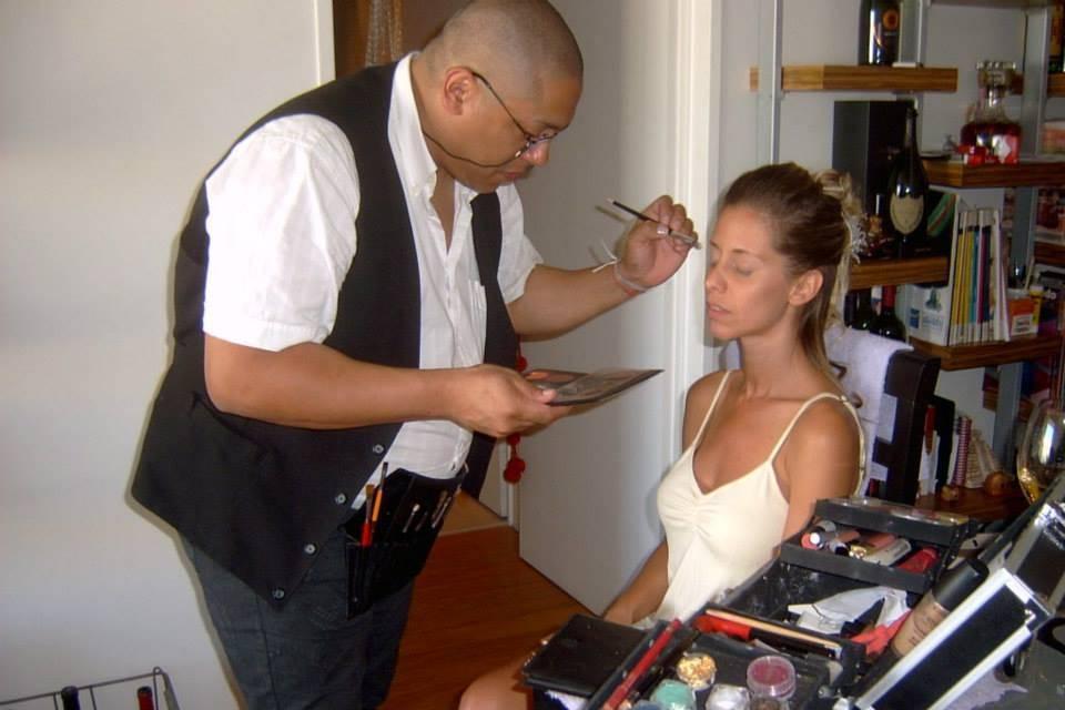 Christian Make Up - Cosmetologic Hairstyle