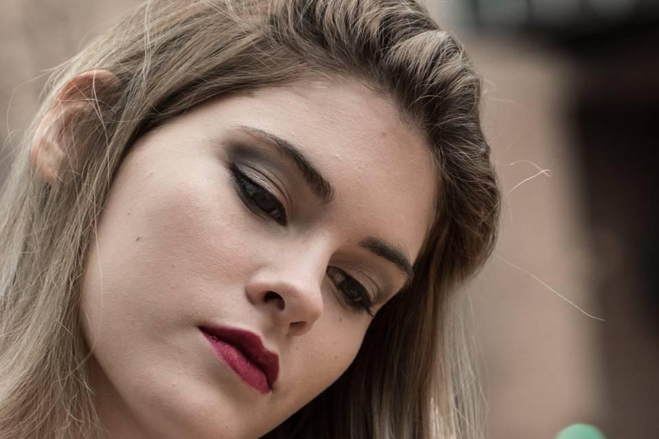 Gianina Orionte Makeup