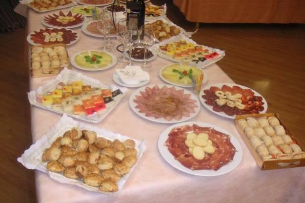 Catering El Buda