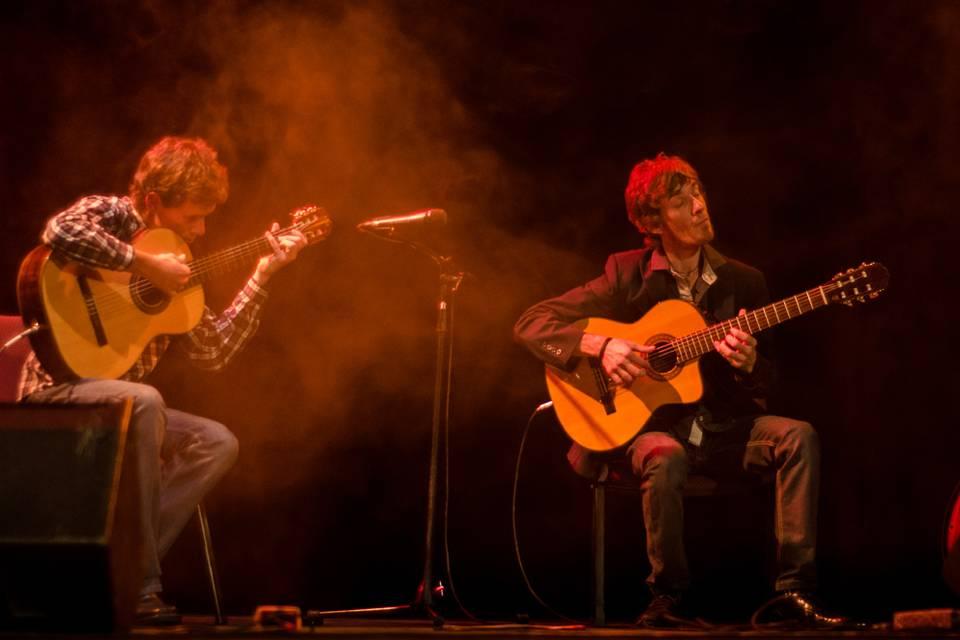 Faggiano Dúo - Guitarristas