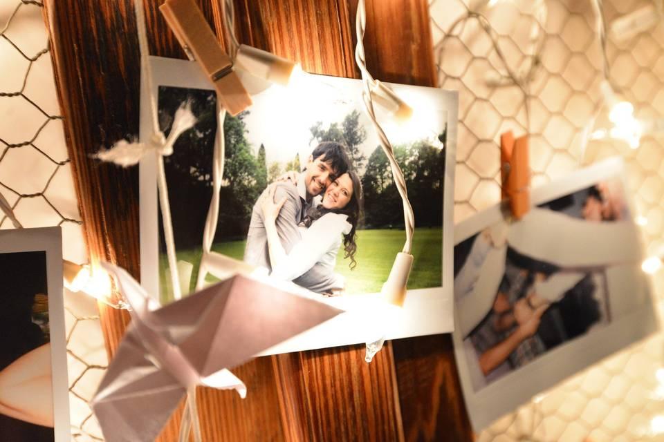 Project Photo Nómada - Polaroid