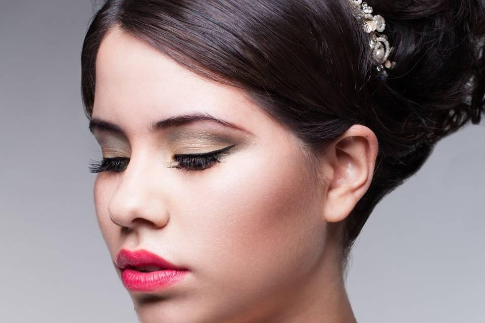 Lili Aimetta Make Up