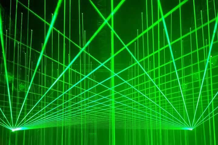 Tubos laser