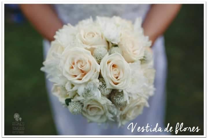 Vestida de Flores