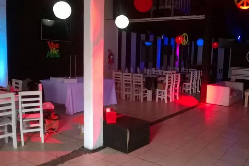 Salón para fiestas