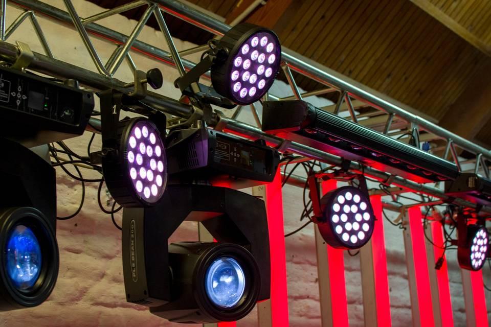 Iluminación Pro