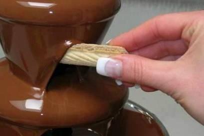 The Chocolate Fondue