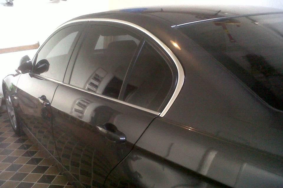 BMW 330 I/A interior beige