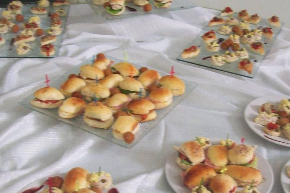 Sandwich varios