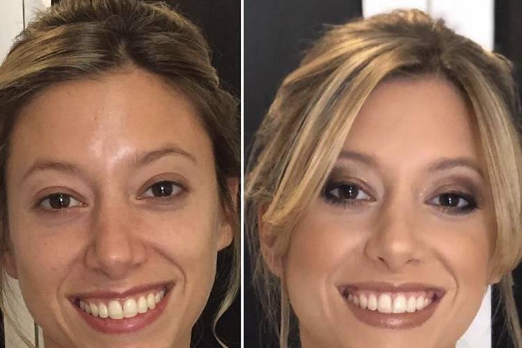 Make up & peinado