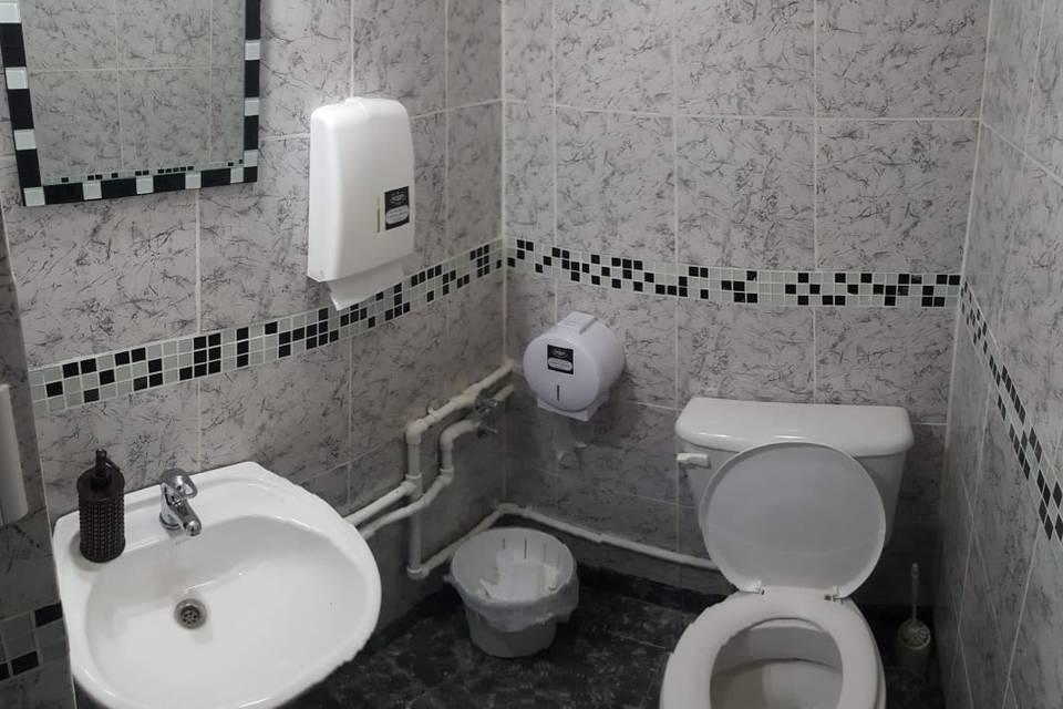 Baños de primera calidad