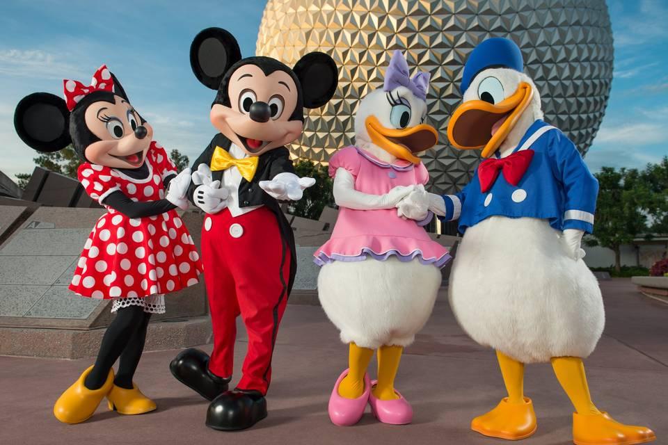Disney Epcot Center