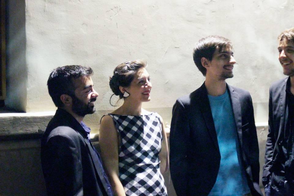 Blue Velvet Quartet