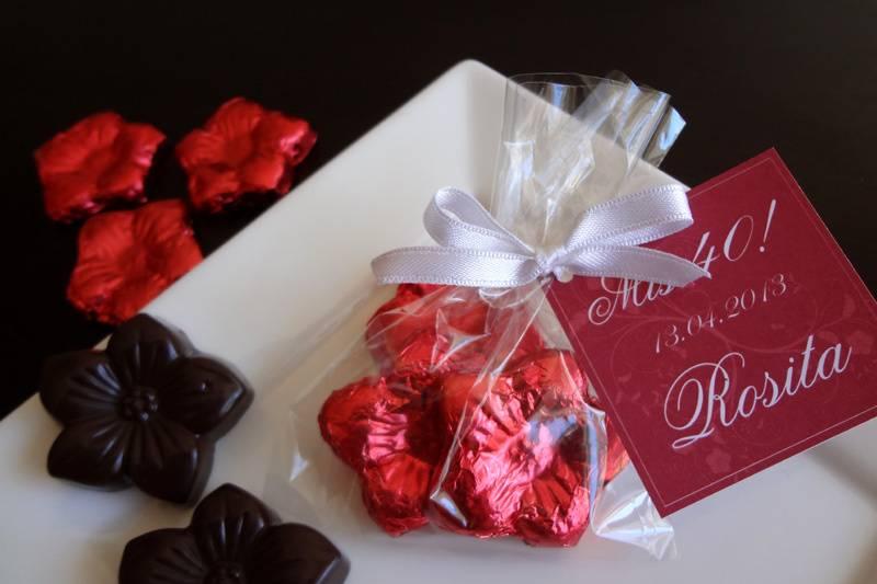 Chocolates Love Tom